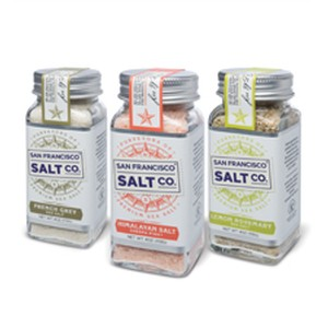 San Francisco Salt Co. Gourmet Salt Image