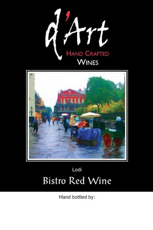 Bistro Red Label